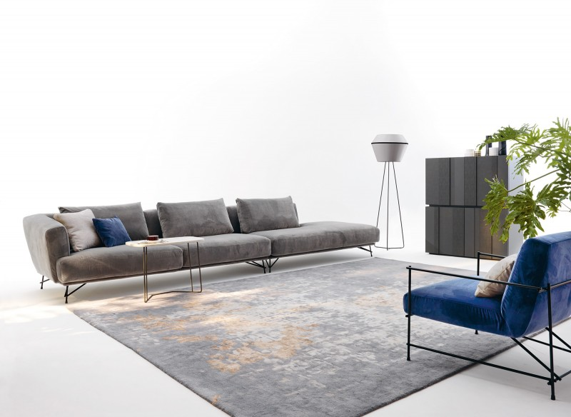Ditre Italia Introduces The Lennox Sofa And Kyo Armchair