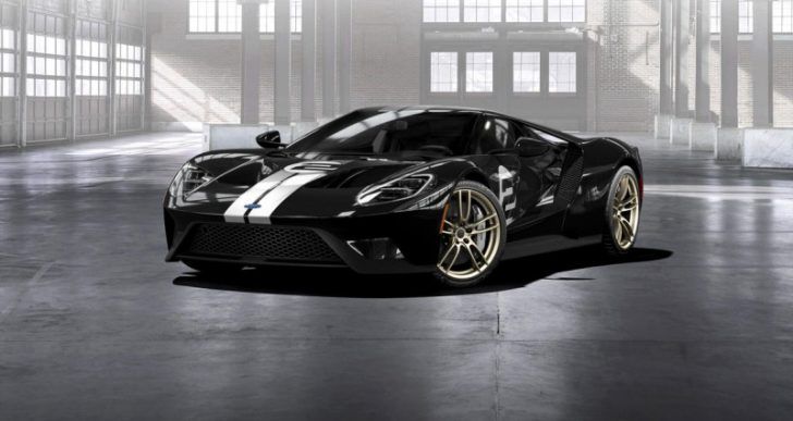 Ford's Already Got a Limited Edition GT in the Works