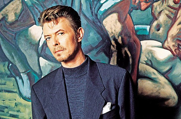 David Bowie's Private Art Collection Set to Hit Auction Block