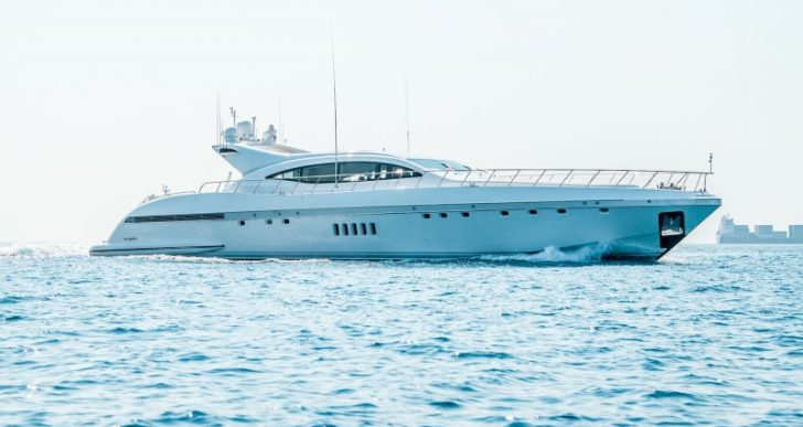 Lady J Superyacht Listed for $3.6M