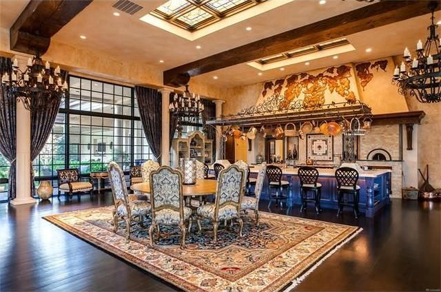 Former Nfl Coach Mike Shanahan S Lavish Colorado Mansion