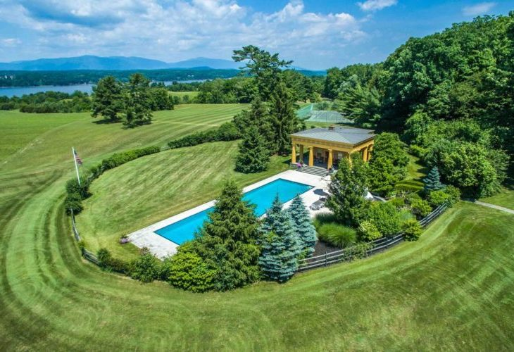 historic hudson valley estate atalanta lists for 22m american luxury. Black Bedroom Furniture Sets. Home Design Ideas