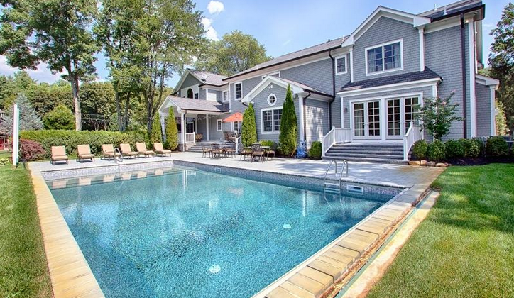 Man Caves Kevin Jonas : Pop star kevin jonas drops asking price on new jersey home