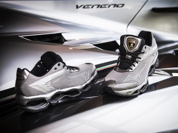 Ford Mustang Shoes >> Lamborghini and Mizuno Unveil New Colorways for Collaborative Shoe Line | American Luxury
