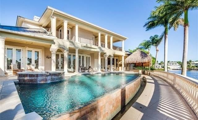 NBA Legend Larry Bird Chops $200k Off Florida Mansion Price, Now Asks $4.6M