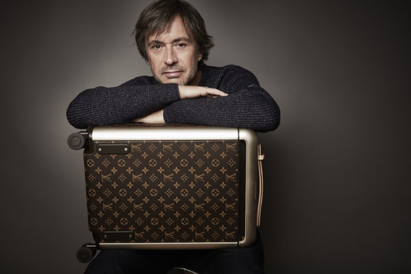 Marc Newson Helps Update the Iconic Louis Vuitton Trunk