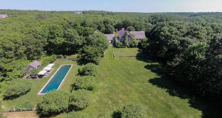 Matt Lauer Selling Another Hamptons Home, This Time for $18M