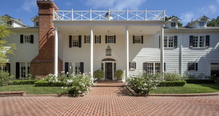 Nicky and Paris Hilton's Childhood Home Seeks $7.3M