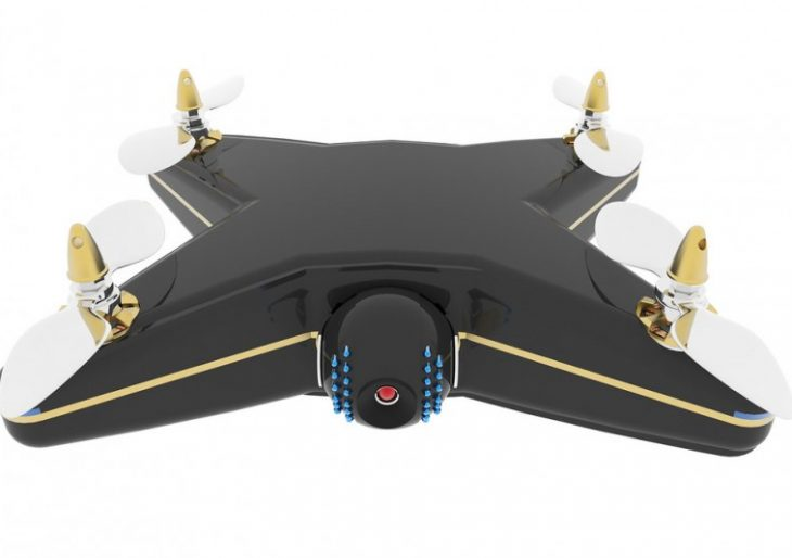 This $4,000 Drone Guards Your Property Against Intruders