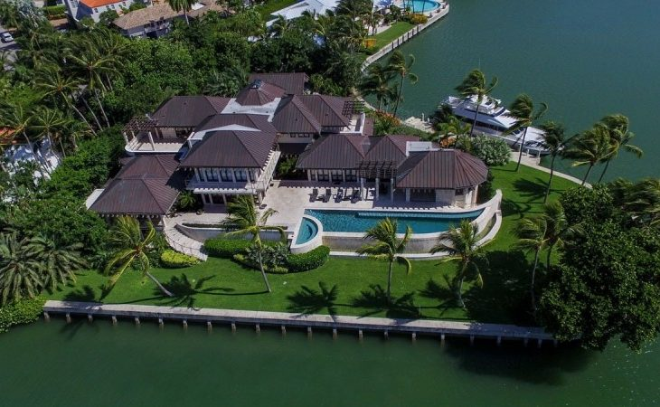 'Miami Vice' Home Can Be Yours for $39M