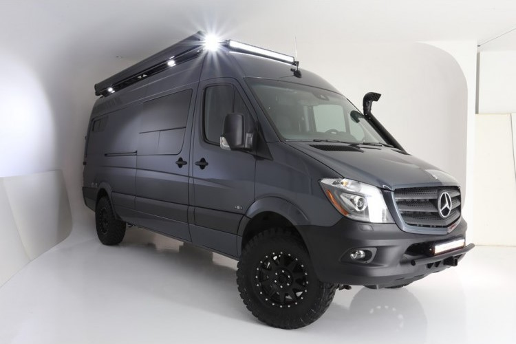 Rb Components Sawtooth Adventure Van 04 Is A Glamper Made