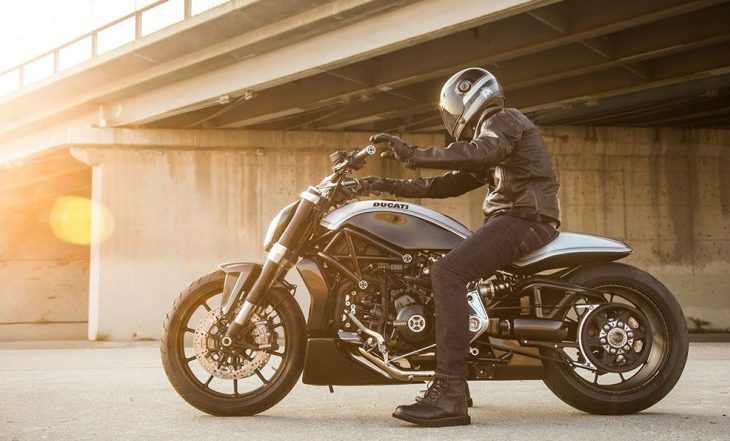 Roland Sands Designs Take On The Ducati XDiavel