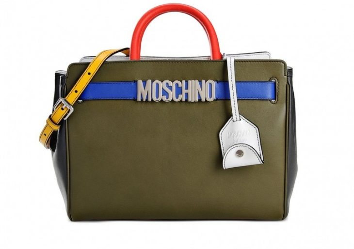 The Colorful Moschino Shoulder Bag
