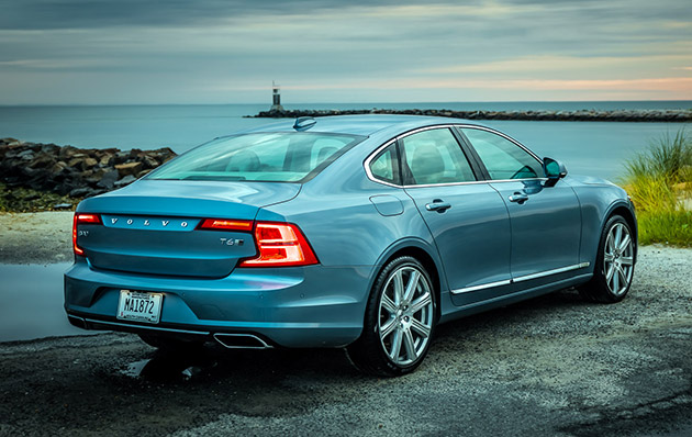 Volvo Introduces The Refined 2017 S90 American Luxury