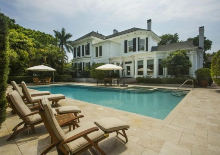 With $13.9M List Price, The Stovall-Lee House is Tampa's Most Expensive Listing