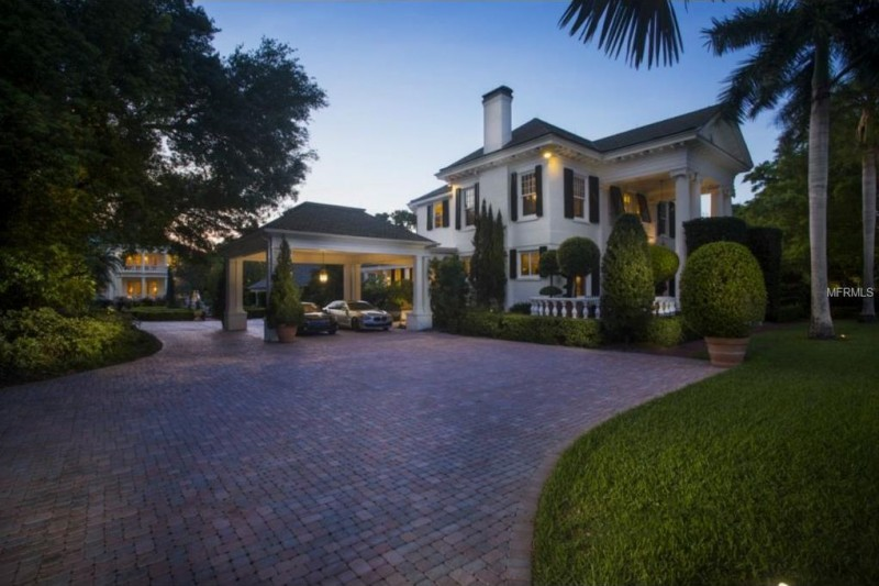 With 13 9m List Price The Stovall Lee House Is Tampa S