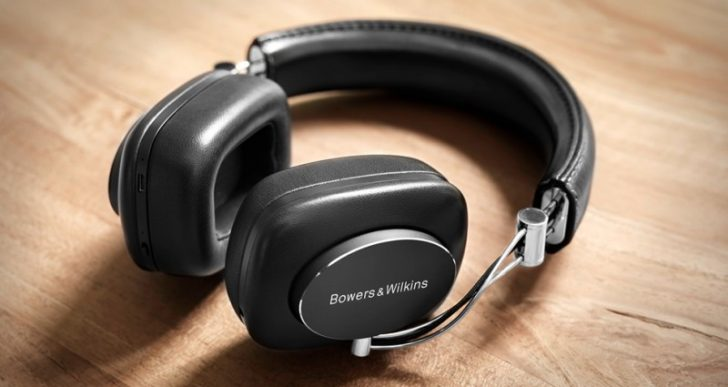 Bowers & Wilkins' Flagship Headphone, the P7, Goes Wireless
