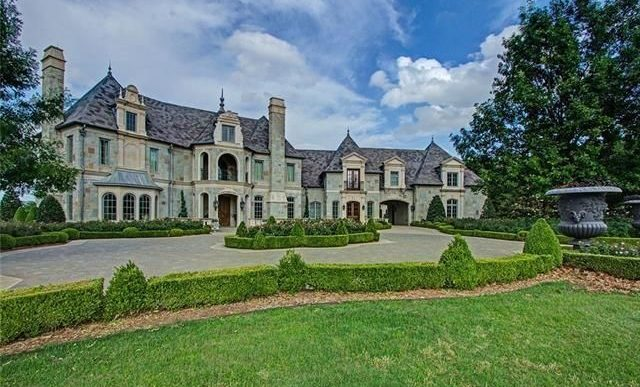 Retired Major Leaguer Kenny Rogers Looking to Sell TX Mansion for $11.9M