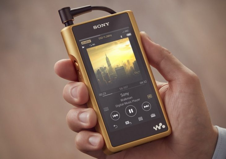 Sony's Walkman Is Alive and Well and More Advanced Than Ever