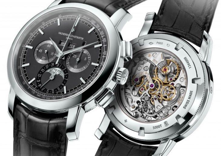 Vacheron Constantin Introduces the $150K Traditionnelle Chronograph Perpetual Calendar Watch