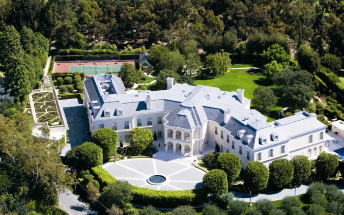Billionaire Heiress Petra Ecclestone Re-Lists L.A. Palace for $175M—Down From $200M