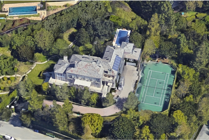 Billionaire Elon Musk Picks Up Fifth Bel Air Mansion, Inches Closer to World Domination