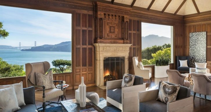 Billionaire Tom Perkins' Bay Area Estate Listed for $16.5M
