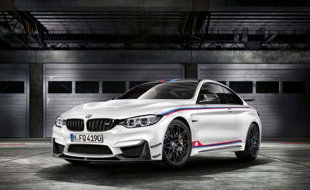 BMW Unveils $163k M4 DTM Champion Edition