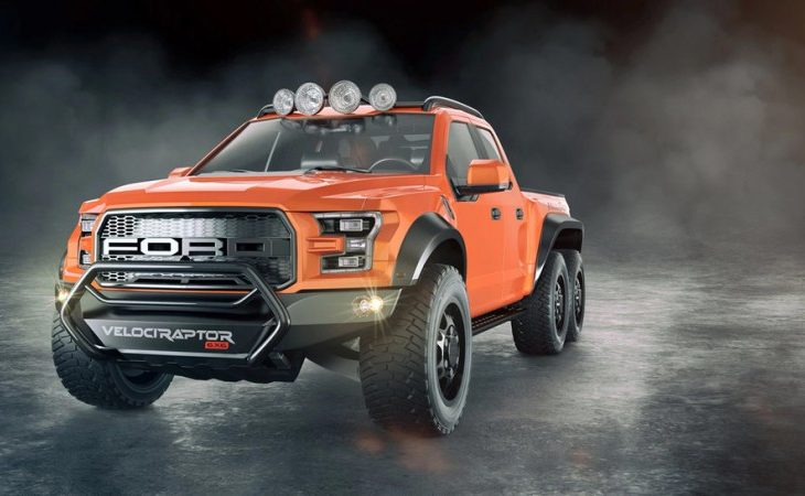 Hennessey's Ford F-150 VelociRaptor is Absolutely Beastly
