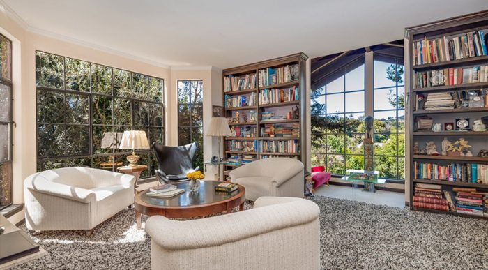 Late Director Arthur Hiller's Beverly Hills Mediterranean Hits Market at $16.5M