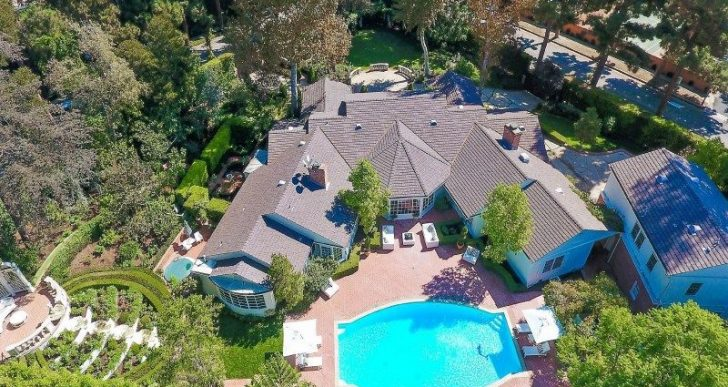 Ozzy and Sharon Osbourne's 90210 Rental Hits the Market for $26.9M
