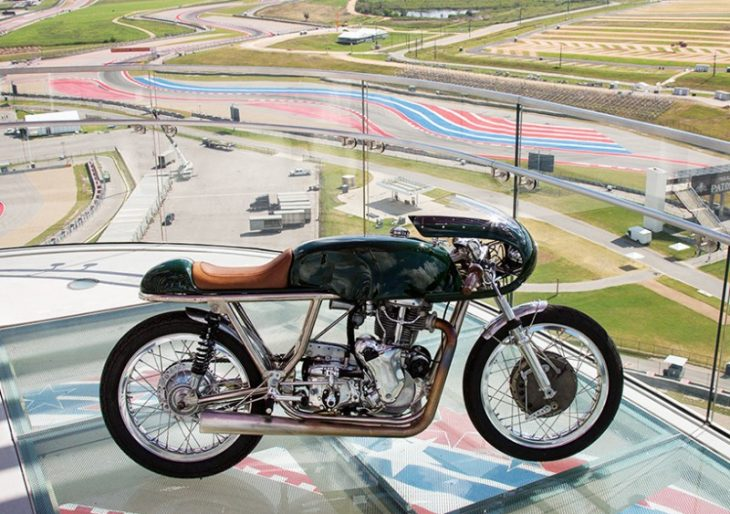 Revival Cycles Brings Back a Record-Breaker with the Rickman Velocette