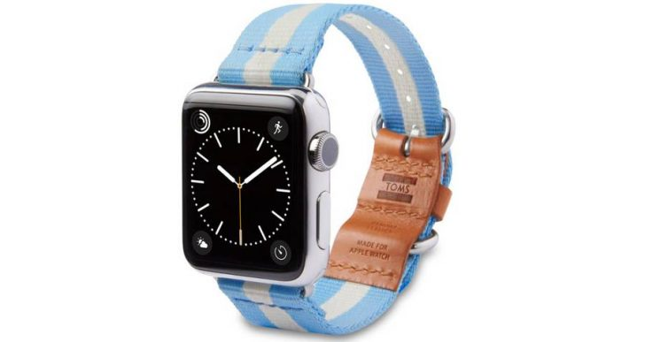 Apple Watch Gets New Strap Collection by Toms