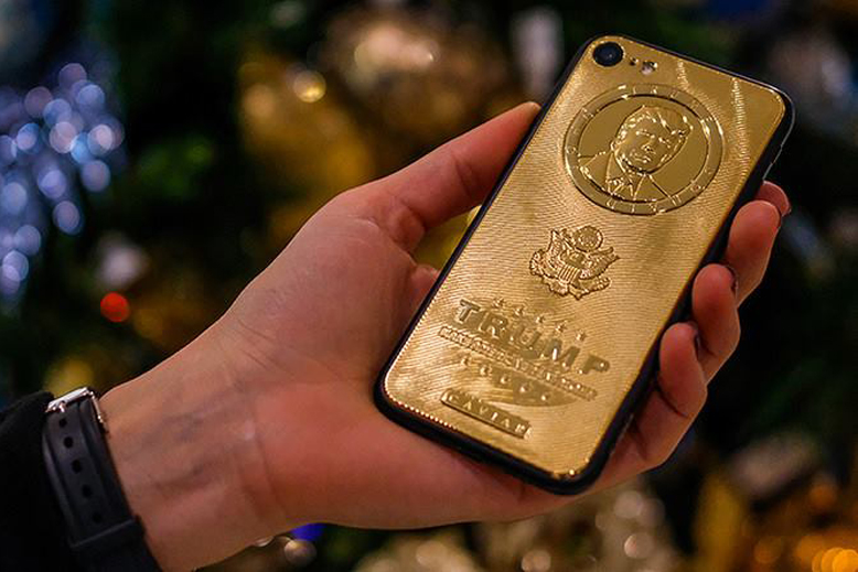 russian-company-caviar-releases-gold-iphone-7-engraved-with-trumps-face-and-motto3