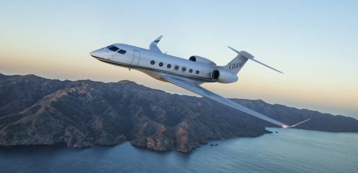 New $55M, 6,200-Mile Gulfstream G600 Jet Takes to the Air