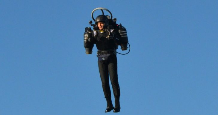 Easy-Fly JetPack is 21st-Century Reality