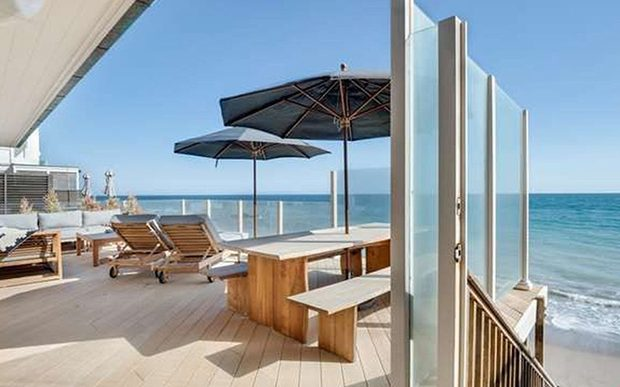 After Failing to Sell, Leonardo DiCaprio's Stylish Malibu Three-Bed Offered As $25K/Month Lease