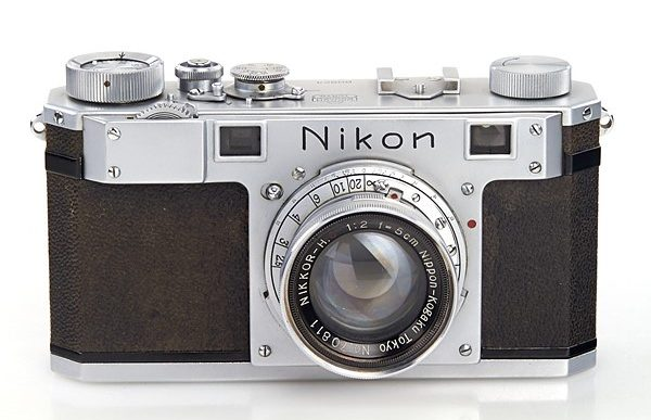 Oldest Known Nikon Camera Sells for $406K