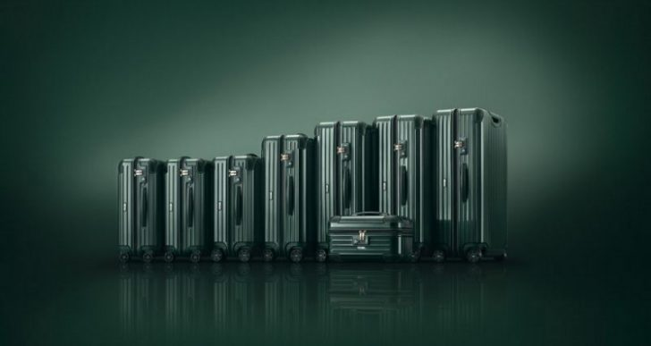 Rimowa Bossa Nova is Crafted, Resilient Luggage for Your Next Travel Adventure