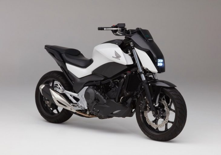 'Balance-Mode' Programmable Motorcycle from Honda Will Stand, Follow
