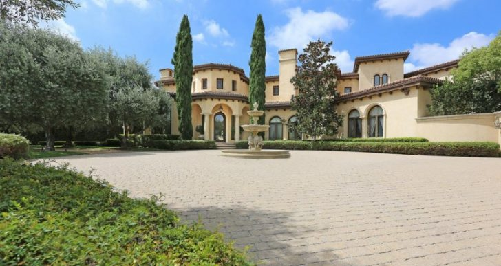 Baseball Legend Barry Bonds' One-Time Beverly Park Manor Home Sells for $26.5M
