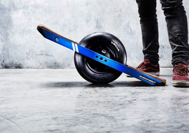 Future Motion Returns with Improved, Self-Balancing Monoboard