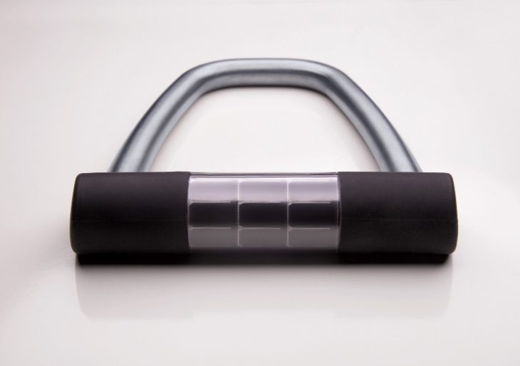 Get Smart With the App-Enabled Ellipse Bike Lock from Lattis