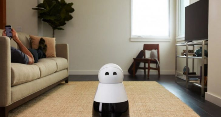 Household Robot Kuri Designed for Awareness, Contextualizing Ability