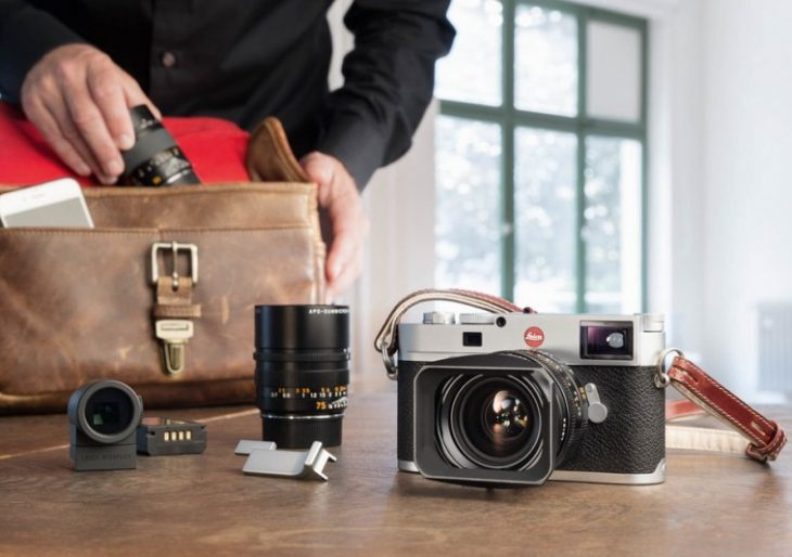 Leica Introduces the Thinner, Speedier M10 Rangefinder