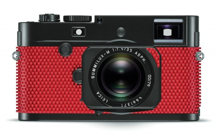 Leica Rolf Sachs M-P Grip Is Playfully Practical, $15k Camera
