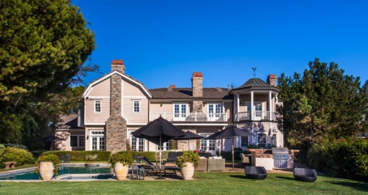 'Shutter Island' Producer Mike Medavoy Gets $10M for Beverly Hills Home
