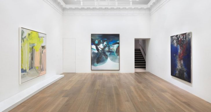 NYC's Hottest New Gallery, Lévy Gorvy, Launches With Willem de Kooning and Zao Wou-Ki Show