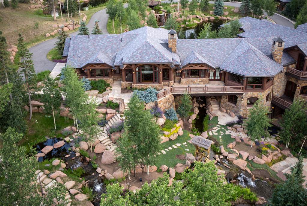 Rocky Mountain Fairy Tale 350 Acre 25K SF Colorado Ranch Lists At