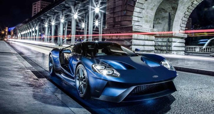 The 2017 GT Will Be the Fastest Ford Ever